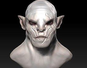 3D AZOG Orc