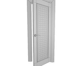 3D model Wooden Door doors