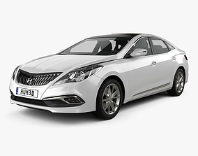 Hyundai Grandeur 2014 3D