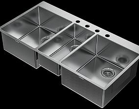 Sink FRANKE HFT4322-1 3D