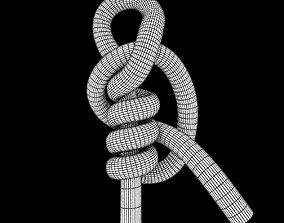 3D asset realtime clinch knot