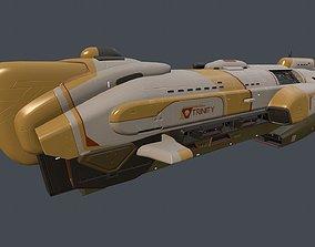 Trinity Ship 3D model