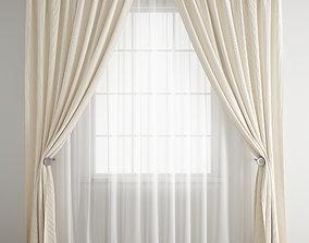 Curtain 215 3D model