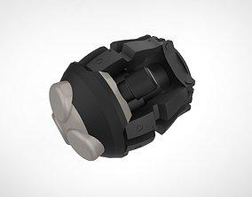 STICKY BOMB FROM THE MOVIE BATMAN V 3D printable model