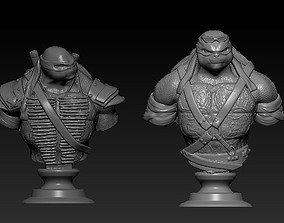 Teenage Mutant Ninja Turtles 3D printable model