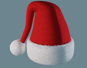 Christmas hat 3D cap