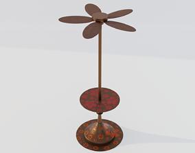 3D model game-ready Ventilator