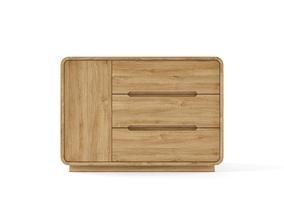 3D model Sideboard wooden