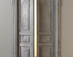3D model Old Door from Italy
