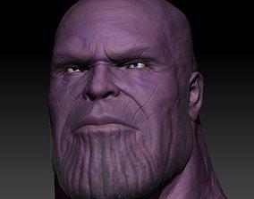 3D printable model Thanos of