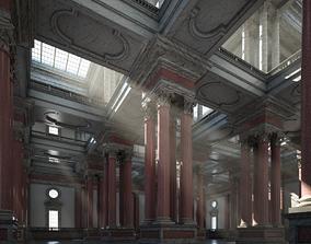 Corinthian Hall 3D