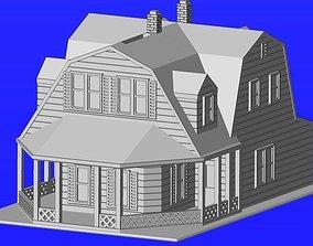 3D printable model East Coast House money box