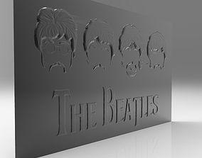 Beatles 3D print model