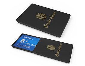 Credit Card Wallet 3D print model