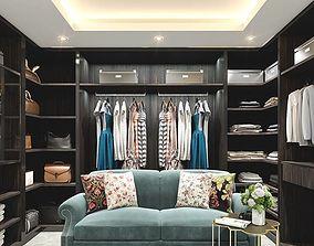 3D Dressing room luxury