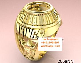 cash nautical 3D bracelets - jewelry 3d - 3d finger ring