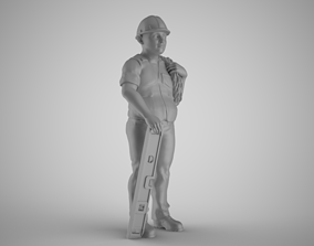 3D printable model Constructor