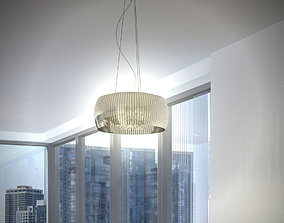 Hanging Lamp CLARION 3D