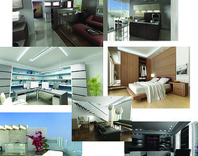3D Interior collection