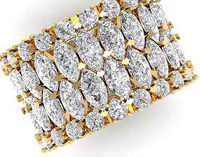 153 Diamond Ring of Celine Dion Singer 3D printable model