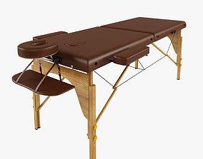 3D model Massage Table medical