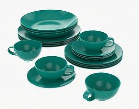 3D Dinnerware 20-piece set