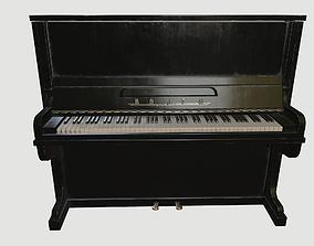 Piano 3D model realtime