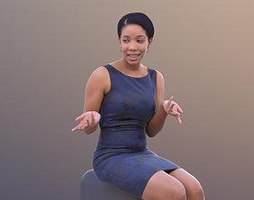 3D model Yanelle 10381 - Talking Elegant Woman