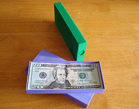 3D print model American Dollar Box