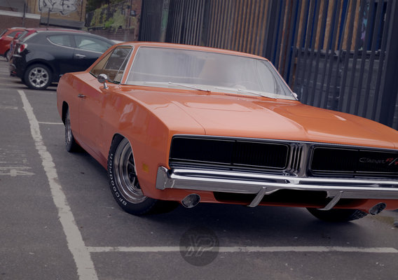 Urban Charger R/T 1969