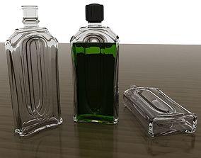3D model Bottle 05