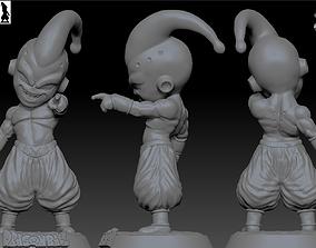 3D print model buu Dragon Ball Z baby Buu