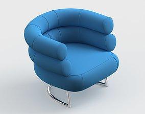 armchair modern 77 3D