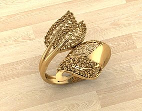 3D printable model Ring 16 gem