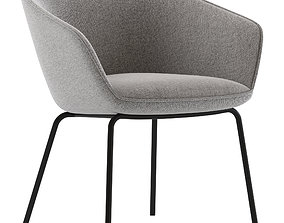3D Oslo Home Amanda Dinning Chair