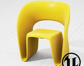Magis Raviolo Chair UE4 3D asset