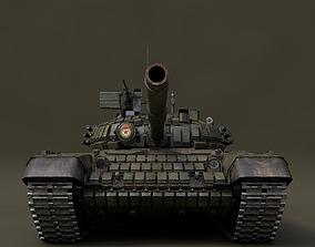 MBT T-72 B1 3D model