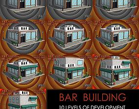 BAR all 10 levels 3D asset
