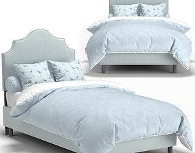 ONE KINGS LANE Miller Kids Bed 3D