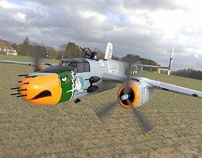 Mitchell B25J 3D model