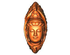 3D print model Goddess of Mercy statue
