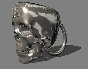 tankard skull shield legion 3D printable model