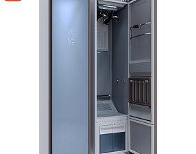 domestic 3D model Samsung DF60R8600CG AirDresser
