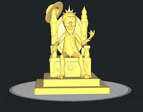 3D printable model SnowMiser