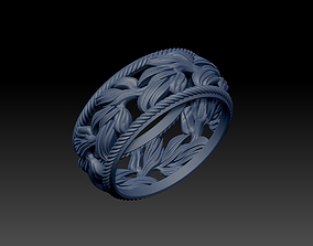 Free Jewelry 3D Printing Models   CGTrader