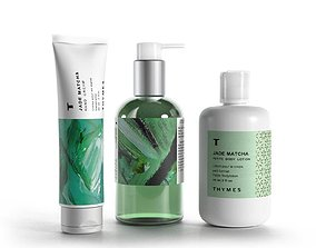3D Jade Matcha Body Care Products