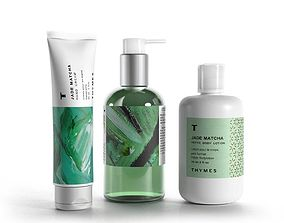 3D model Jade Matcha Body Care Products