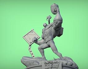Earthworm Jim 3D printable model