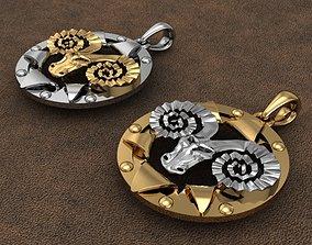 3D printable model Aries zodiac