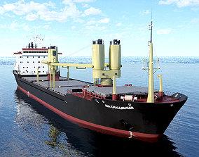 3D model ermak Bulk Carrier SEA CHALLENGER